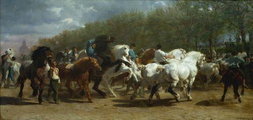 Rosa_Bonheur_-_La_foire_du_cheval