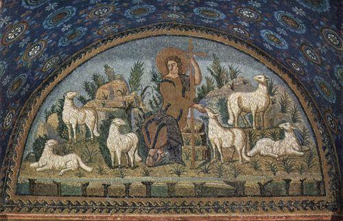 Galla Placidia_the good shephard