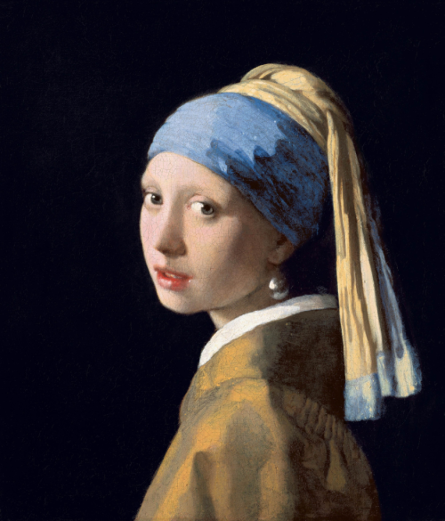 Vermeer_girl with a pearl earring