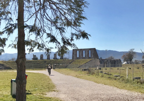 IMG_4938 gubbio amphitheater